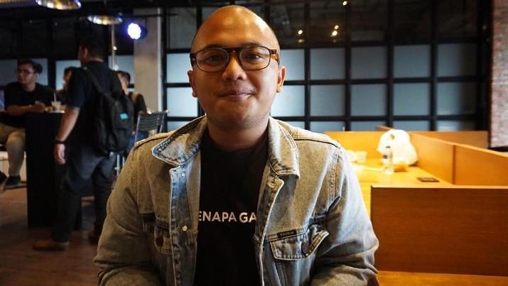 Cerita Andanu Prasetyo yang membangun bisnis Kopi Tuku bukan karena suka kopi