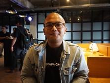 Andanu Prasetyo: Bikin Kopi Tuku Bukan Karena Suka Kopi