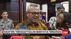 KPU Tanggapi Status Tersangka  Calon Kepala Daerah