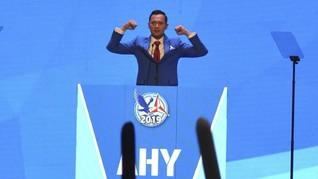 Kontroversi Sabuk 'LV' AHY Versus Tunggangan Chooper Jokowi