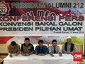 Tantang Jokowi, Presidium Alumni 212 Gelar Konvensi Capres