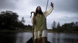 FOTO: Mengenang Misi Salib Santo Patrick di Irlandia