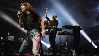 Band Chvrches Batal Konser di Indonesia