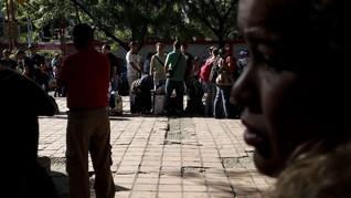 Venezuela Krisis, Peru dan Ekuador Perketat Perbatasan