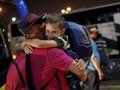 FOTO: Menumpang Bus Tinggalkan Krisis Venezuela