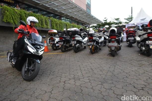 Motor Gembrot Honda Mulai Beredar ke Daerah