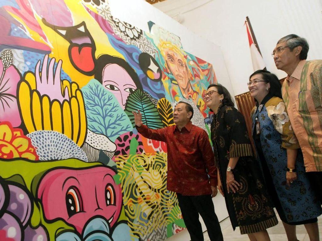 PT Bank Negara Indonesia Tbk (Persero) Tbk atau BNI turut ambil bagian dalam mendukung acara tersebut dengan menjadi salah satu official banking partner di acara Voyage to Indonesia Art Exhibition dan IMF - WBG AM 2018.