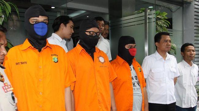 Surabaya Black Hat Sering Bantu Proyek TI Instansi Pemerintah