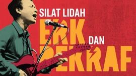 Silat Lidah ERK dan Bekraf soal Dana SXSW 2018