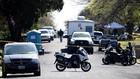Polisi Sebut Pelaku Bom Paket Texas Tewas Meledakkan Diri