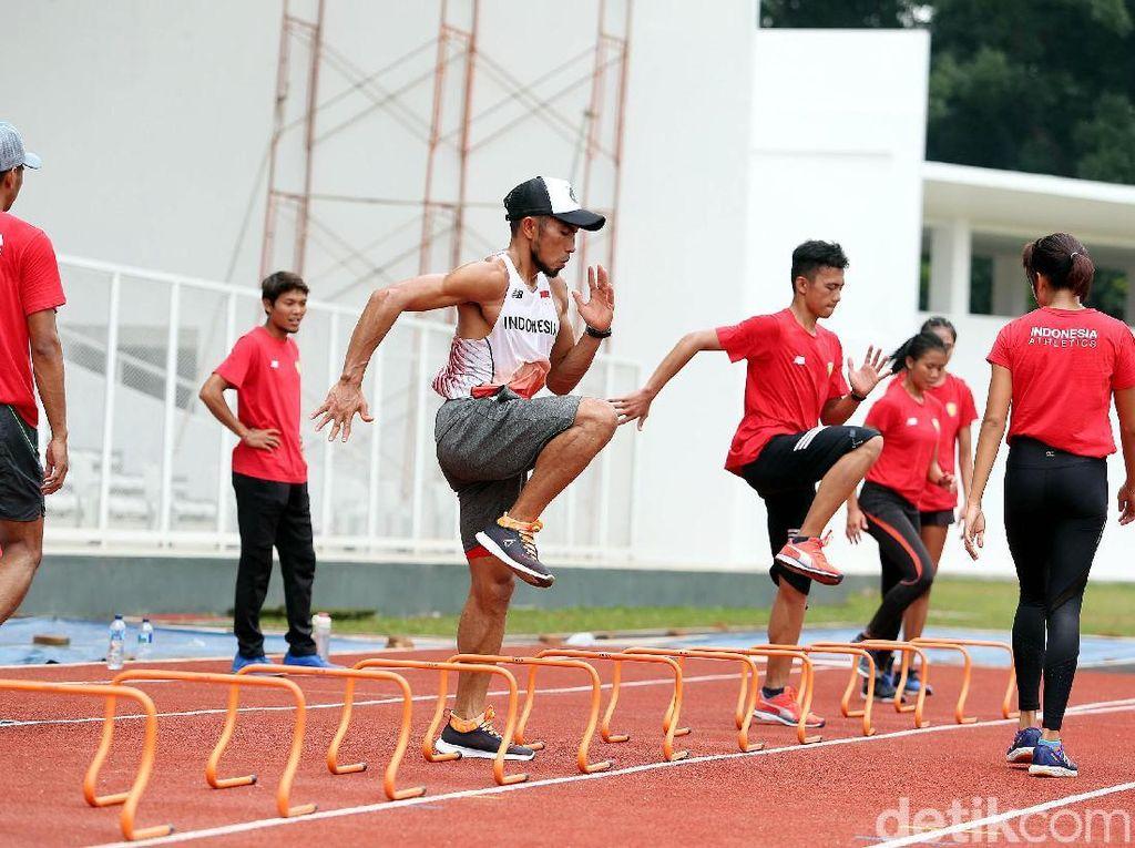 Perlombaan atletik Asian Games 2018 sendiri bakal dilaksanakan di Stadion Utama Gelora Bung Karno (SUGBK).