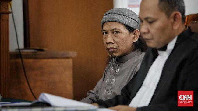 Aman Abdurrahman Disebut 'Singa Tauhid' yang Lulus Cum Laude