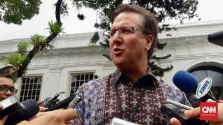Dewan Bisnis AS-ASEAN Jumpa Jokowi Bahas Investasi dan Pajak