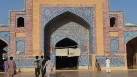 Status Masjid di Inggris Setara dengan Istana Buckingham