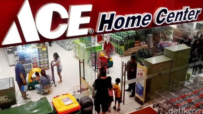 ACES Ace Hardware Anggarkan Rp 600 M untuk Tambah 15 Gerai