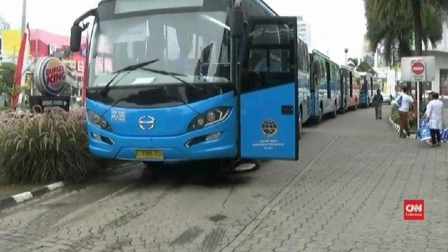 Bus Premium Sepi Penumpang, TransJakarta Enggan Disebut Gagal