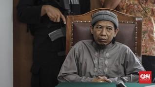 Jaksa Putar Rekaman Ceramah Aman Abdurrahman di Persidangan
