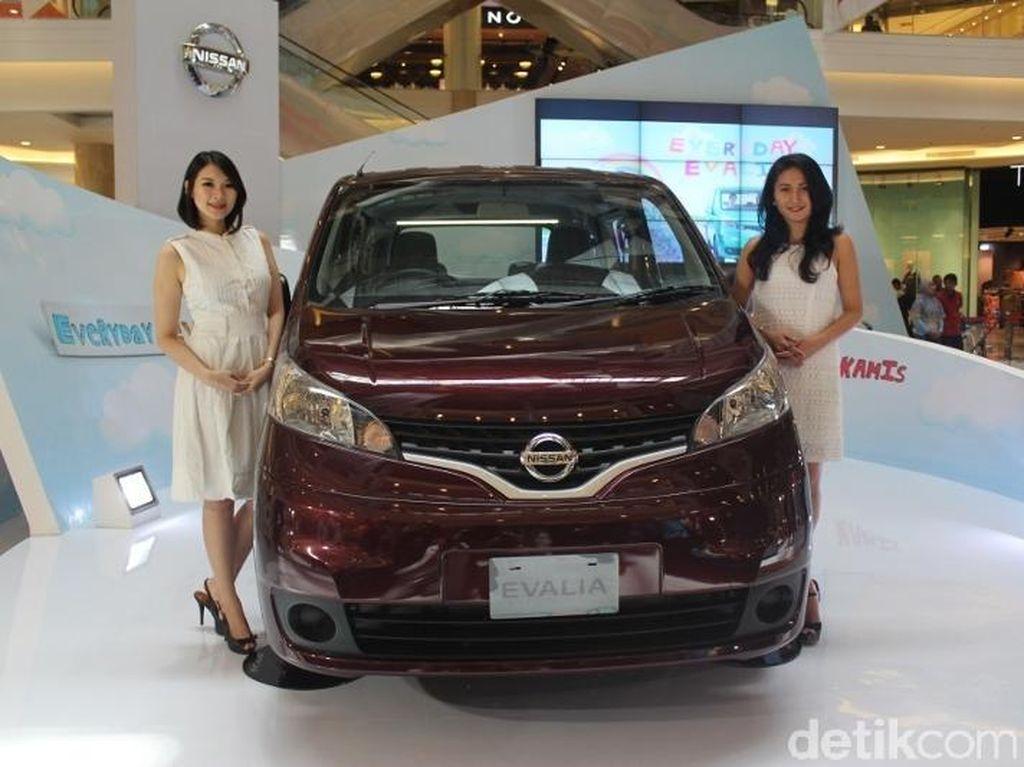 Tahun 2013, Nissan menambah varian Evalia dengan Evalia ST. Foto: dok detikOto