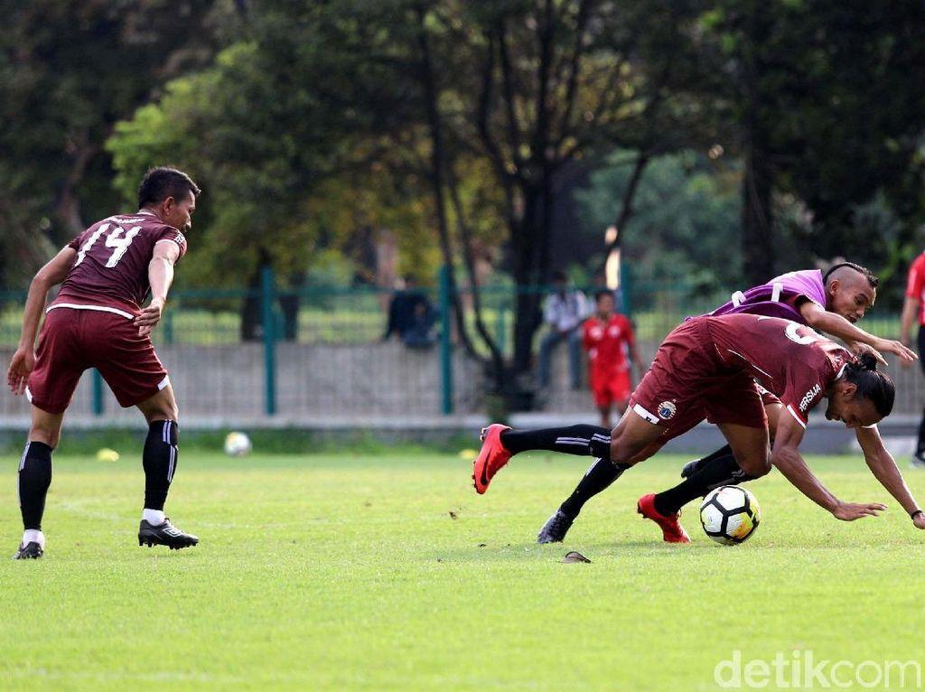 Pelatih Persija Jakarta, Stefano Cugurra Teco, optimistis timnya akan menang atas Song Lam Nghe An.