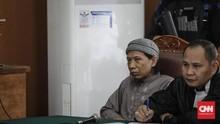 Aman Abdurrahman Tak Ajukan Saksi Meringankan