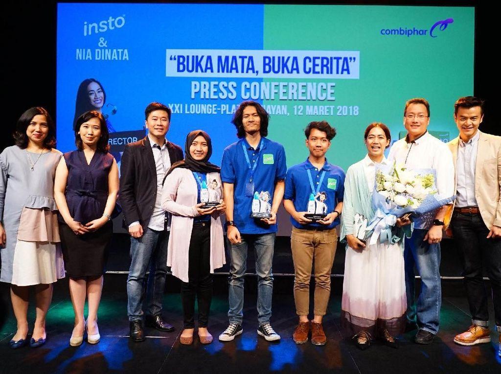 Film ini hasil kolaborasi Nia Dinata dengan 9 anak muda Indonesia sebagai Co-director yang terpilih dari hampir 1000 peserta.