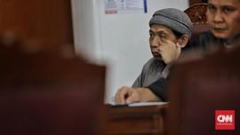 Diminta Ajukan Saksi, Aman Abdurrahman Bingung