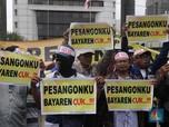 2,5 Tahun Pesangon Tidak Dibayar, Eks Karyawan IGLAS Demo