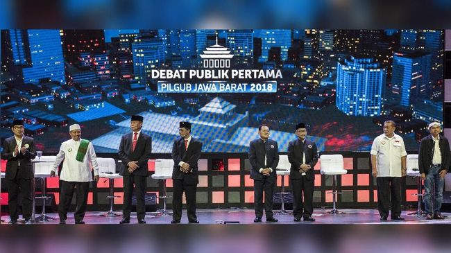Deddy Mizwar Minta Debat Ketiga Pilgub Jabar Dibatalkan