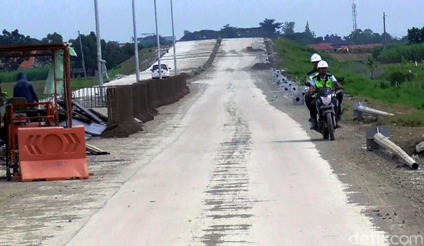 Mau Dipakai Mudik, Pembangunan Tol Pemalang-Batang Capai 65%