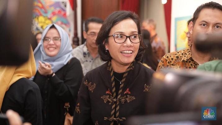 Sri Mulyani Buka Kondisi Keuangan Pemerintah Per April 2018