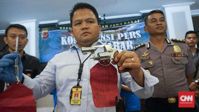 Sindikat Penjual Pistol Rakitan Raup Untung Puluhan Juta