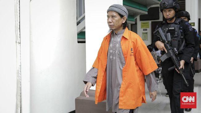 Jaksa Hadirkan Saksi Ahli pada Sidang Aman Abdurrahman