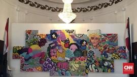 Karya Seni Indonesia Hiasi Kantor IMF dan Bank Dunia di AS