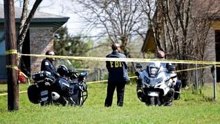 Teror Ledakan Keempat di Austin, Dua Orang Terluka