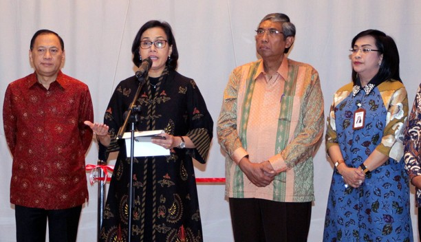 BNI Ramaikan Pameran Budaya Indonesia
