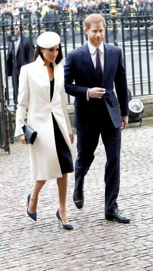 Undangan Pernikahan Meghan Markle Dirilis, Ini Bedanya dengan Kate Middleton