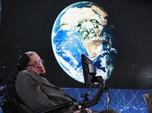Kisah Singkat Sang Jenius, Stephen Hawking