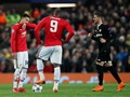FOTO: Kegetiran MU Disingkirkan Sevilla di Liga Champions