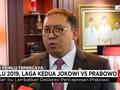 Wacana Pencalonan Prabowo Melaju Pilpres 2019