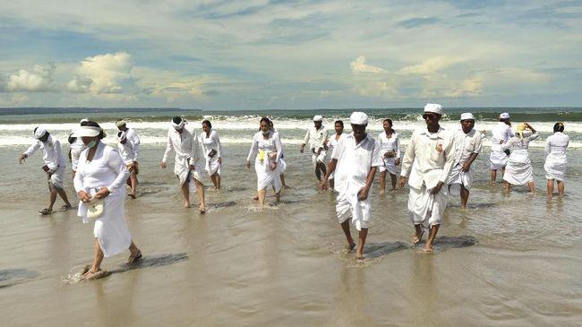 Skala 1-100, Indeks Kesehatan Laut Bali Nilainya 51