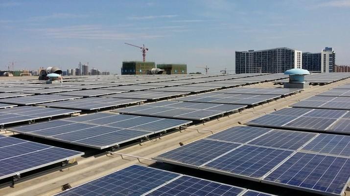 Harga IPO Sky Energi Dipatok Rp 400 Per Saham