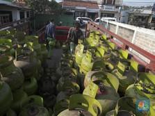 Masih Pandemi, Penjualan LPG Pertamina di Q1-2021 Naik 3%