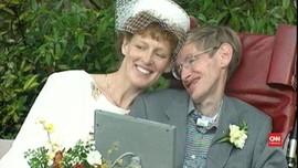 VIDEO: Stephen Hawking Tutup Usia