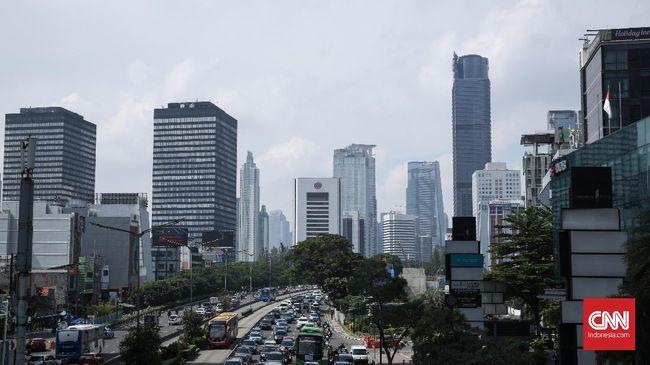Sandiaga Sebut Jakarta Jadi Kota Megapolitan Terbesar di 2045