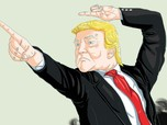 Kontroversi Donald Trump yang Guncang Pasar Keuangan