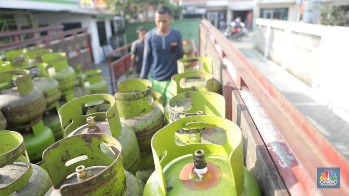 LPG 3 Kg Non-Subsidi Dijual Mulai 1 Juli