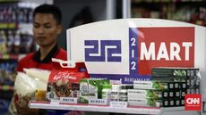 212 Mart 'Beri Jalan' Cabang yang Belum Kantongi Izin