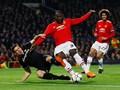 Manchester United vs Sevilla 0-0 di Babak I