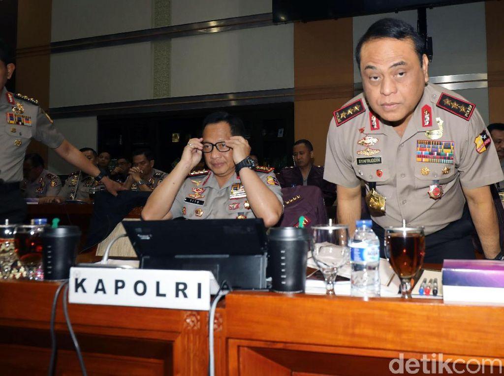 Kapolri Jenderal Tito Karnavian yakin Pilkada Serentak 2018 akan berlangsung aman.