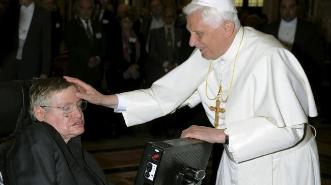 Stephen Hawking, Ahli Fisika Pencetus Teori Lubang Hitam